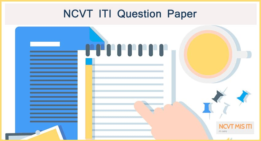 NCVT ITI Question Paper